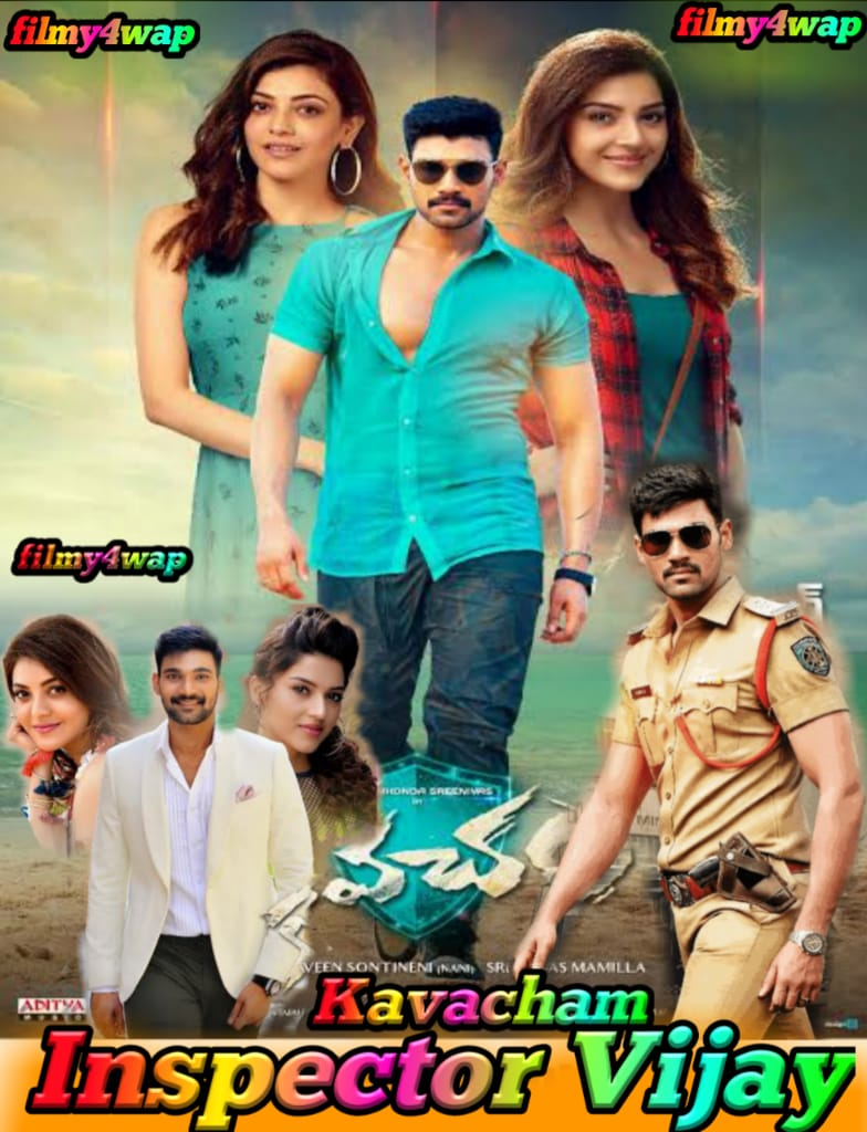 Inspector Vijay (Kavacham) 2019 South Hindi Dubbed full movie 480p 720p