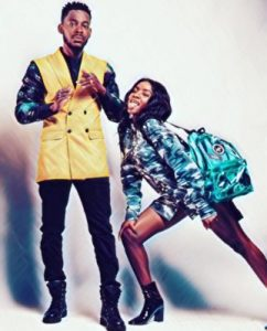 Adekunle Gold And Simi Promise artwork