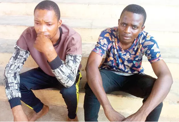 church guards Arrested for Allegedly Stealing Pastors Daughters Panties