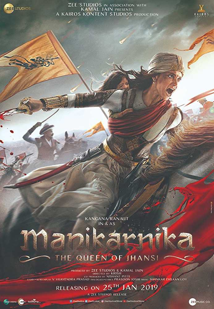 Manikarnika The Queen of Jhansi 480p 300MB Download