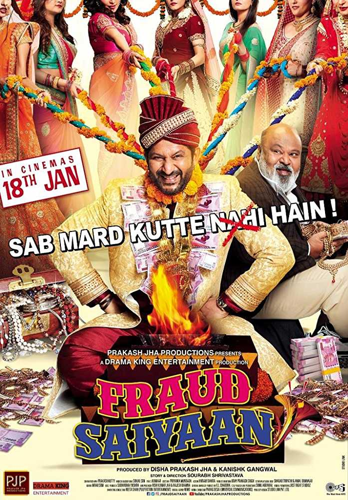 Fraud Saiyaan (2019) Hindi Full Hd Print 480p