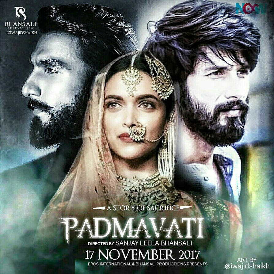 Padmavat (2018) movie 480p 720p HDrip