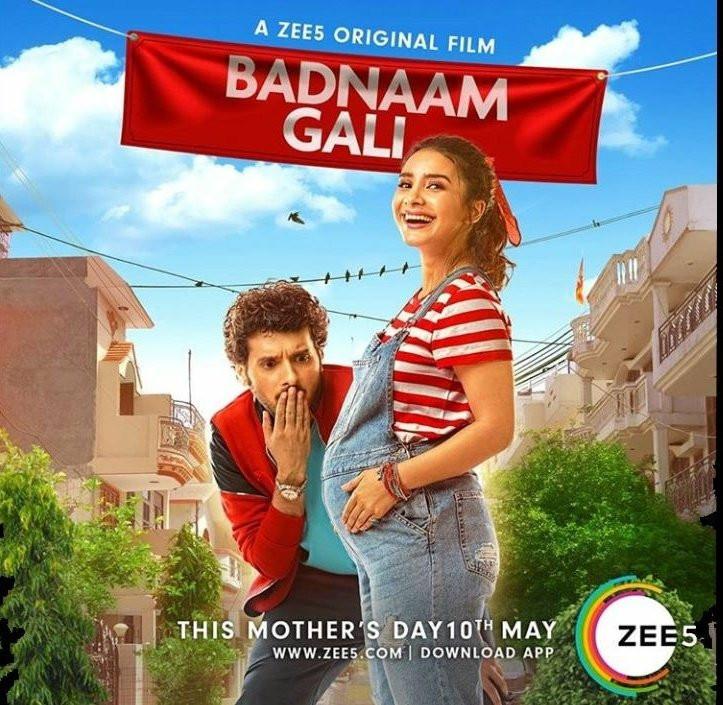 Badnaam Gali 2 (2019) Bollywood Hindi Full Movie 480p
