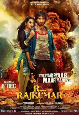 R rajkumar Full movie 480p 720p HDRip