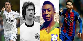 Top 10 Football (Soccer) players with over 500 official Goals