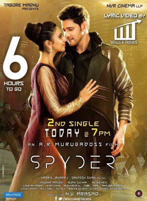 Spyder South Hindi Dubbed full movie 480p 720p hd