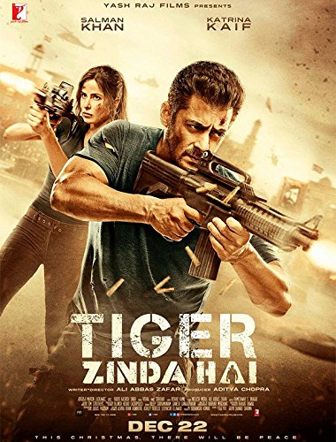 Tiger zinda hai (2017) Hindi Full Movie 480p N 720p HD Download
