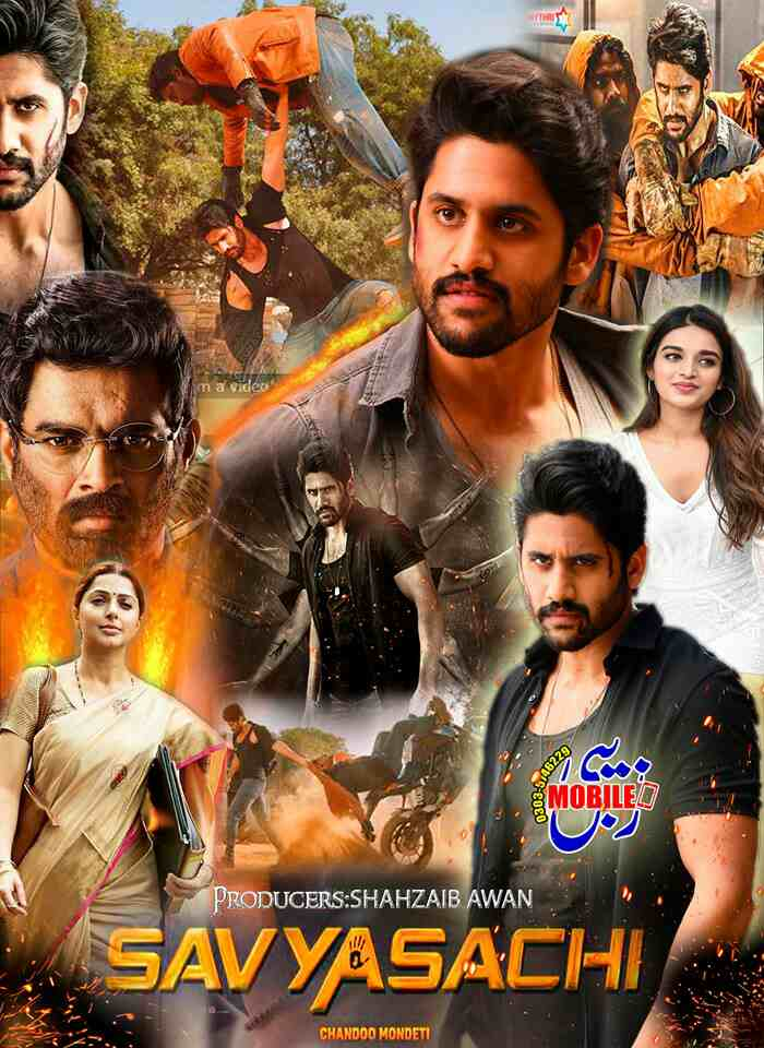 Savyasachi (2019) South Hindi Dubbed 480P-620p-720p