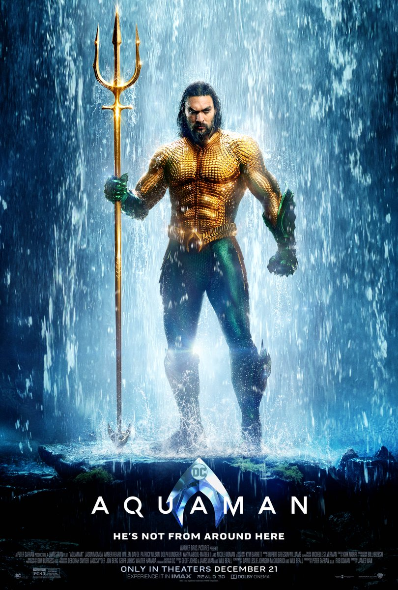 Aquaman Hollywood movie HD 480p