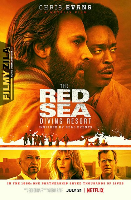 The Red Sea Diving Resort 2019 English Movie Filmyzila