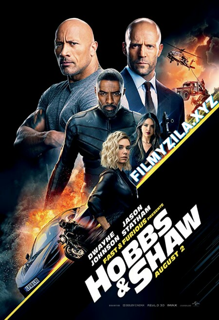 Fast And Furious Presents Hobbs And Shaw 2019 English