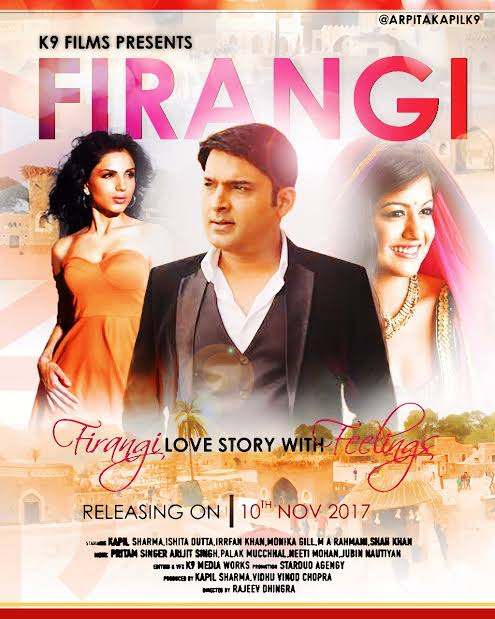 Firangi (2017) Hindi Full Movie 720P HDrip
