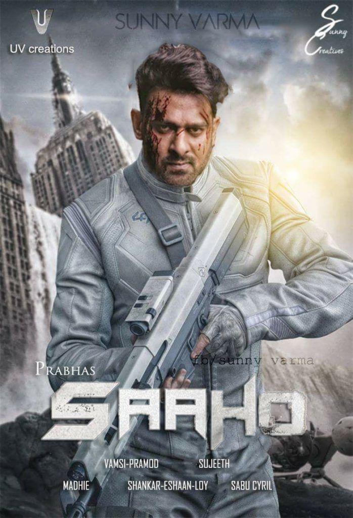 Saaho (2019) Tamil 480p 720p DVDScr 400MB 1.4GB Download