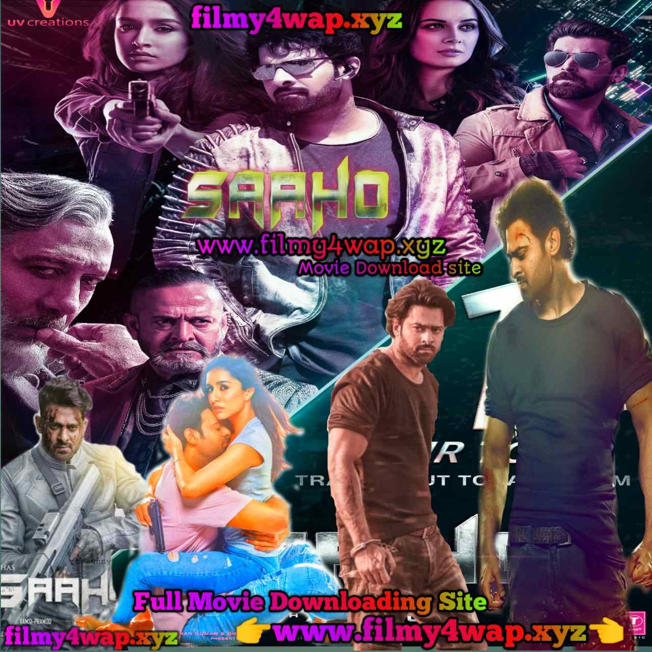 saaho-2019-movie-posters-information