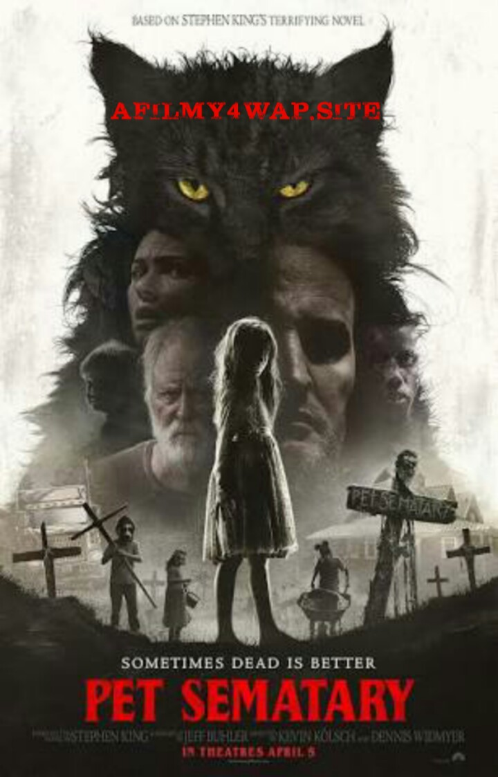 Pet Sematary (2019) Hollywood Hindi Dubbed