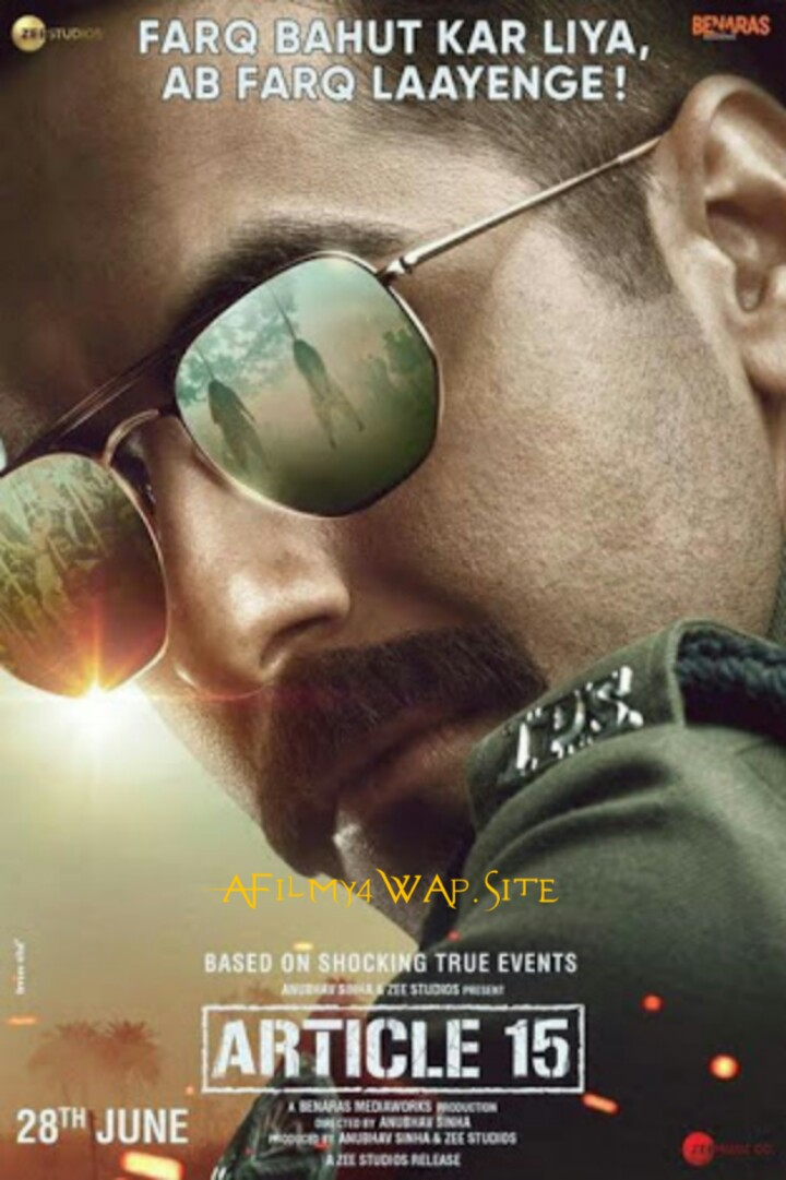 article 15 (2019) New bollywood full movie HD
