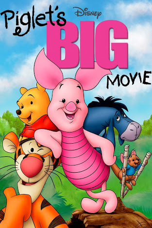 Piglets Big Movie (2003) Full Movie Hindi Dubbed