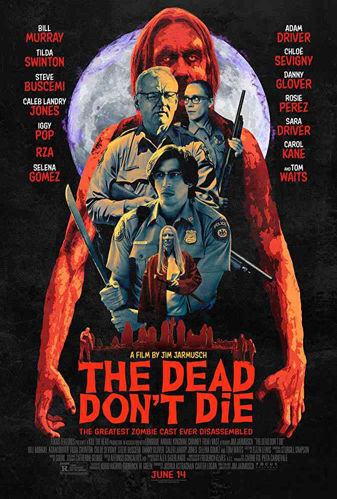 The Dead Dont Die (2019) Hollywood English Full Movie BluRay