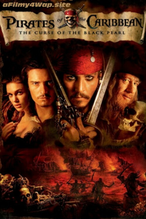 Pirates of the Caribbean - The Curse of the Black Pearl (2003) Hindi Dubbed