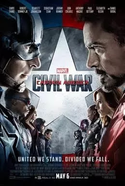 Captain America: Civil War (2016) Hindi Dubbed Movie