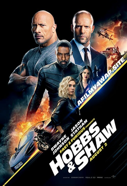 Fast and Furious Presents: Hobbs and Shaw (2019) Hindi Dubbed