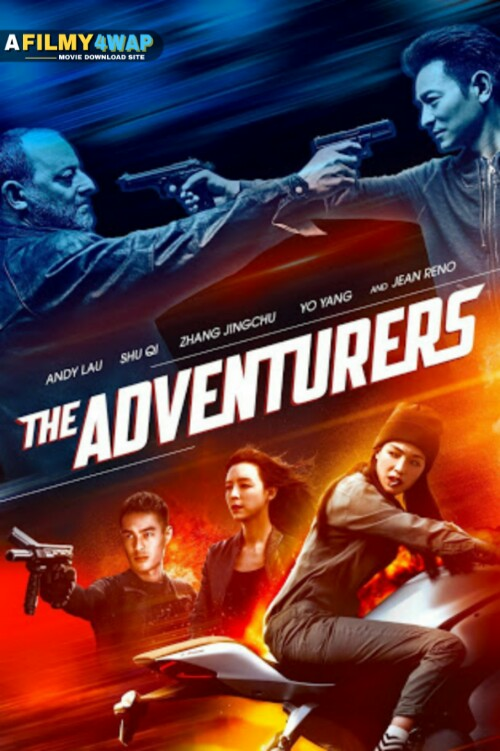 The Adventurers (2017) Chinese Hindi Dubbed Movie