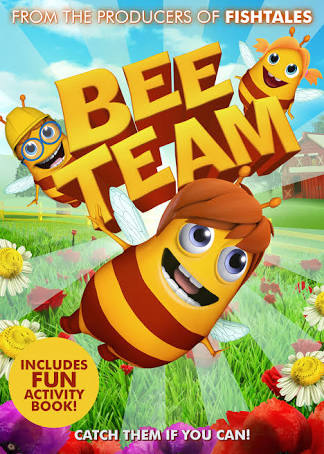 Bee Team (2018) Cartoon Full Movie English