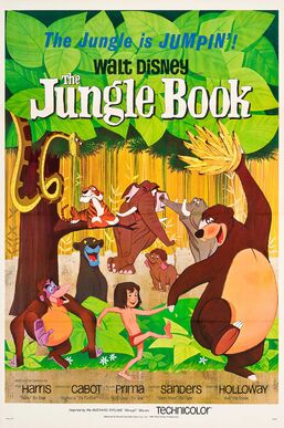 The Jungle Book (1967) Full Movie Hindi Dubbed