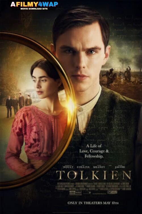 Tolkien (2019) Hindi Dubbed BluRay