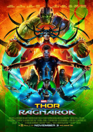 Thor: Ragnarok (2017) Hindi Dubbed Movie