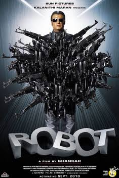 Robot (2010) South Indian Hindi Dubbed Movie