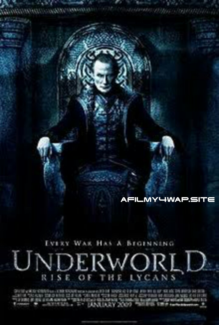 Underworld Rise of the Lycans (2009) Dual Audio
