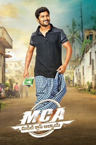 MCA (Middle Class Abbayi) (2018) South Indian Hindi Dubbed Movie