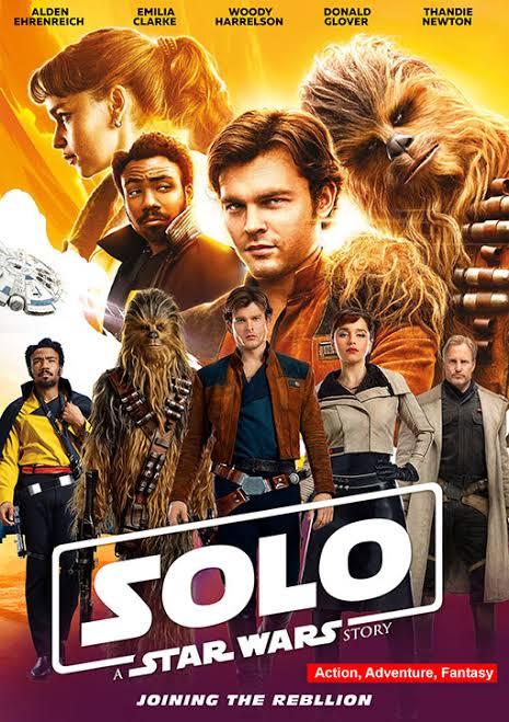Solo A Star Wars Story (2018) Hollywood Hindi Full Movie
