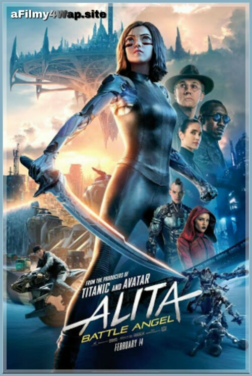 Alita Battle Angel (2019) Hindi Dubbed Proper HDRip