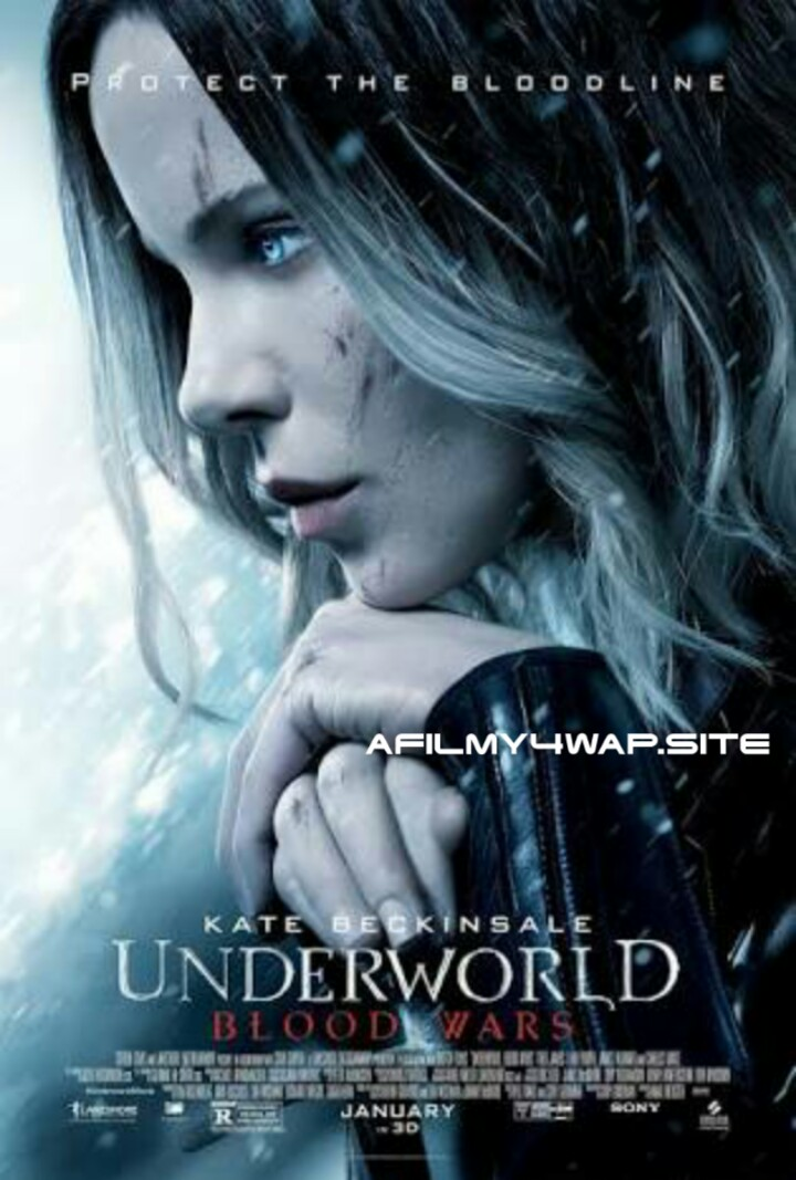 Underworld Blood Wars (2016) Dual Audio