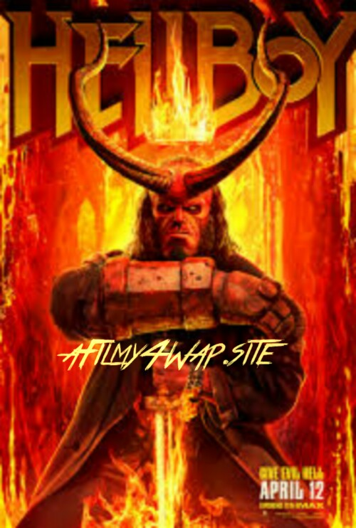 Hellboy (2019) Hindi Dubbed HDRip Original Audio