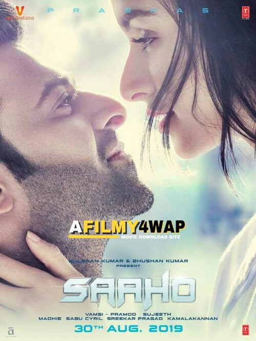 Saaho (2019) Hindi Movie 480p 720p HQ DvDScr Download