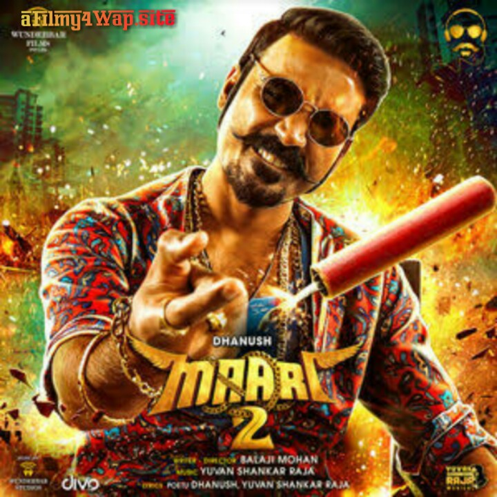 Maari 2 (2019) South Indian Hindi Dubbed Movie
