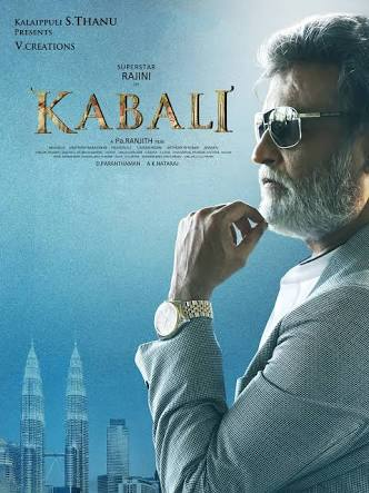Kabali (2016) Hindi Dubbed South Indian Movie