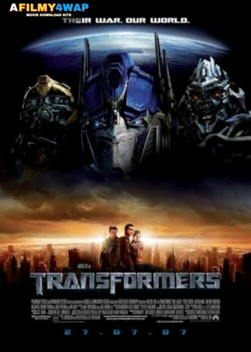 Transformers (2007) Dual Audio