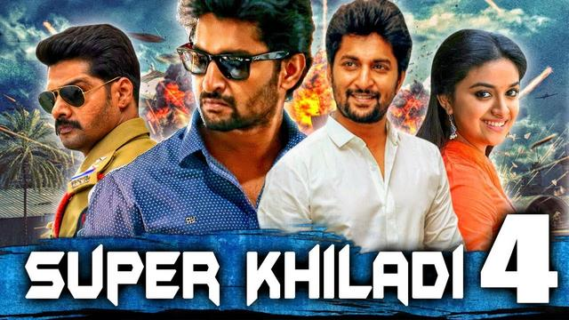 Super Khiladi 4 (2018) Hindi Dubbed South Movie