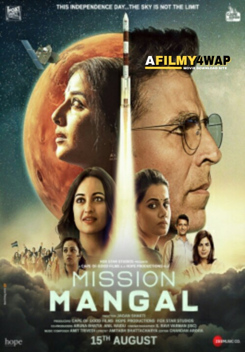 Mission Mangal (2019) Bollywood Full Movie 400MB 700MB