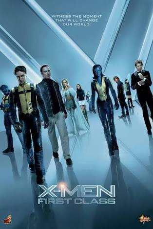 X Men First Class (2011) Full Movie Hindi Dubbed
