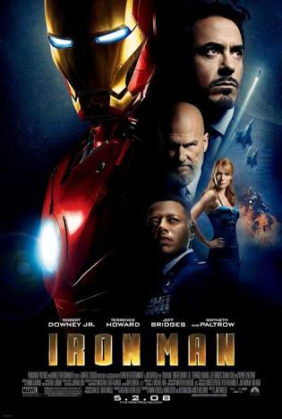 Iron Man (2008) Hindi Dubbed Movie