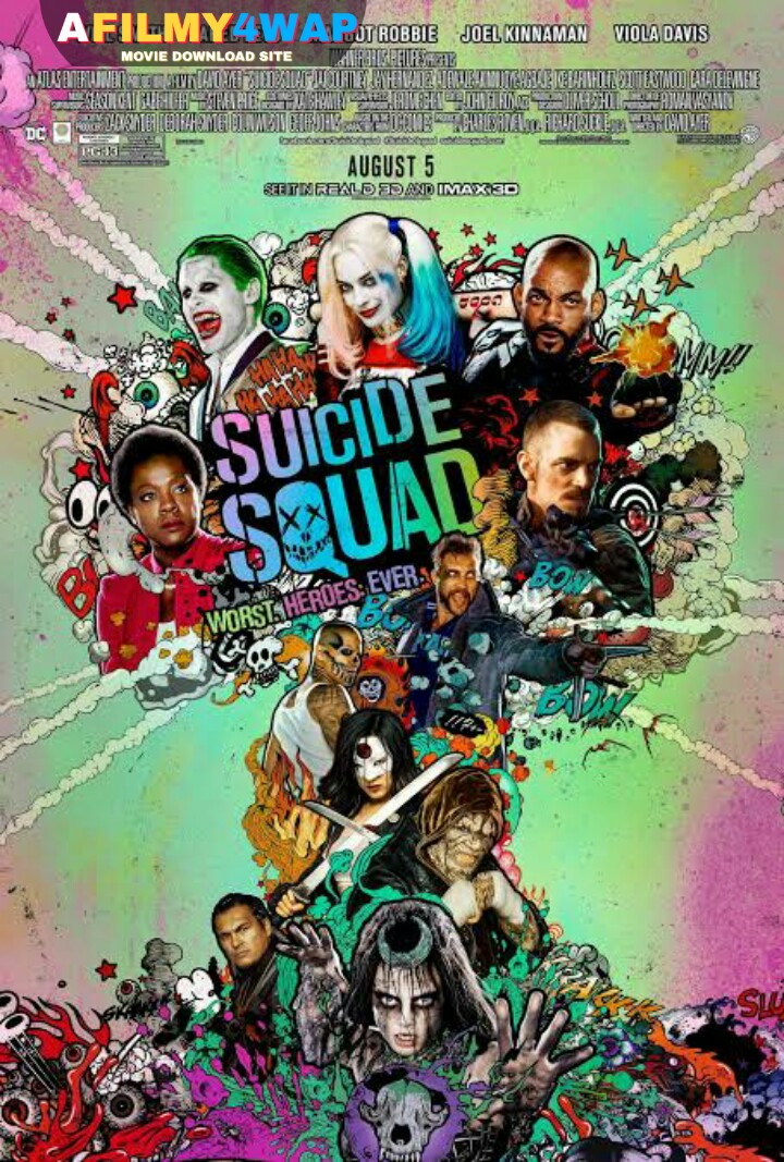 Suicide Squad (2016) English Full Movie
