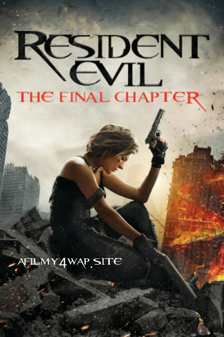 Resident Evil The Final Chapter (2016) Dual Audio