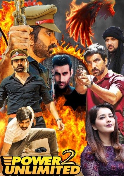 Power Unlimited 2 (2018) South Indian Hindi Dubbed Movie
