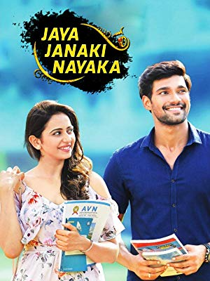 Jaya Janaki Nayaka (2017) Hindi Dual Audio HDRip