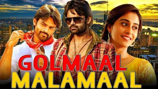 Golmaal Malamaal (2018) South Indian Hindi Dubbed Movie